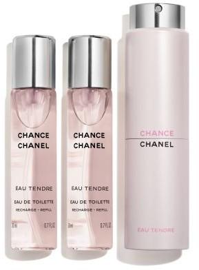 Chanel CHANCE EAU TENDRE Eau de Toilette Twist and Spray