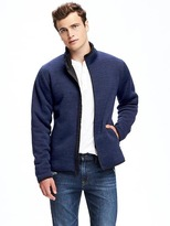 Old Navy Mock-Neck Full-Zip Jacket for Men