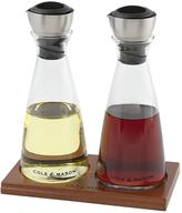 Cole & Mason Oil & Vinegar Flow Select Pourer Gift Set
