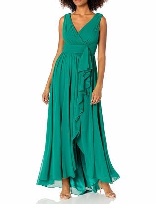 Eliza J Women's Surplus Bodice Gown (Regular & Petite)