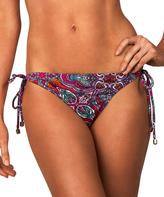 Leilani Pink Stringer Bikini Bottoms