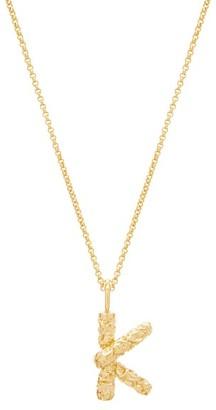 Chloé K-pendant Necklace - Womens - Gold