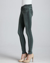 AG Adriano Goldschmied The Absolute Leggings, Storm Wintergreen