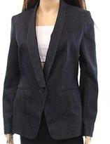 Anne Klein Women's Dark Denim Jacket