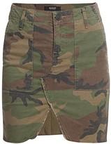 Hudson Jeans Lulu Camo Skirt