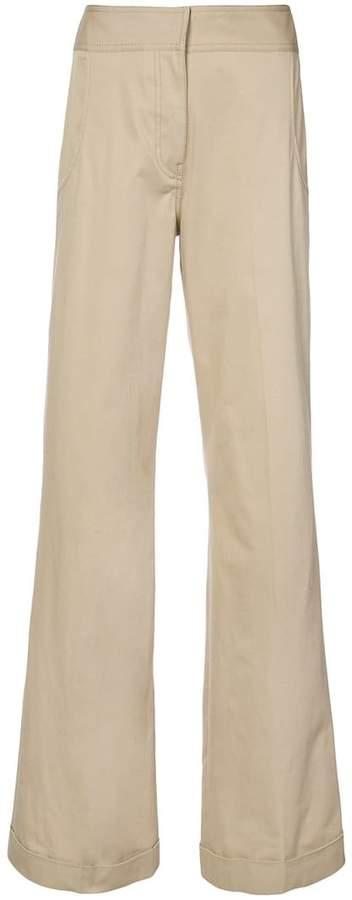 Derek Lam Wide Cuff Trouser