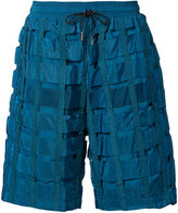 Christopher Raeburn remade airbrake shorts - men - Nylon/Polyester - S