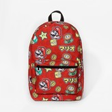 Super Mario Brothers Kids' Backpack - Red