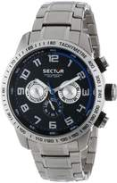 Sector Men's R3253575002 Racing Analog Stainless Steel Watch
