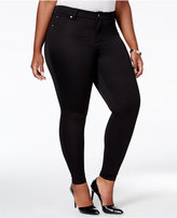 Celebrity Pink Body Sculpt by Trendy Plus Size The Slimmer Skinny Jeans