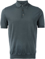 Lardini classic polo shirt - men - Cotton - 54