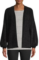 Time and Tru Women's Chenille Cardigan