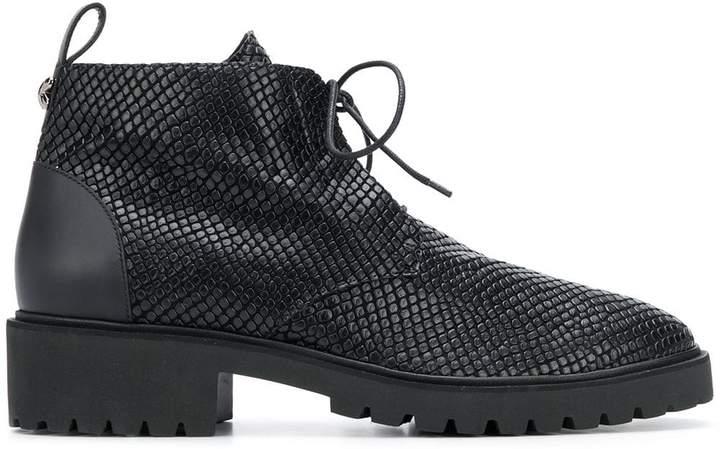 Giuseppe Zanotti Tyson 20 boots