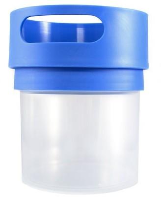 Munchie Mug - 12 oz - Blue
