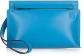 Loewe Wristlet-strap small leather pouch
