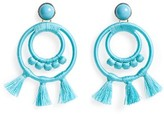BaubleBar Women's Romany Drop Earrings