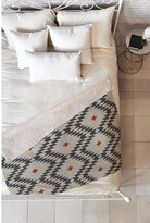 Deny Designs Holli Zollinger Native Natural Plus Fleece Throw Blanket