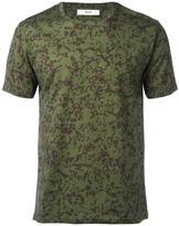 Bally printed T-shirt - men - Cotton - 52