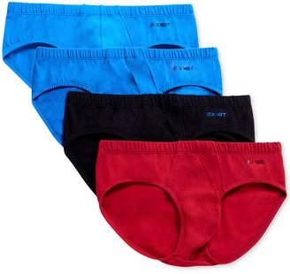2xist Men 4 Pack Stretch Cotton Bikini Briefs