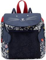 Joules Buddie Cat Backpack