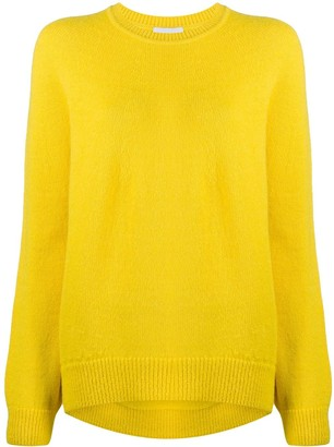 Christian Wijnants Slouchy Crew Neck Jumper