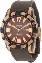 Edox Women's 37007 357BR BRIR Royal Lady Date Automatic Watch