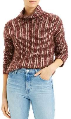 Theory Hazy Day Turtleneck Sweater