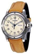 Sector R2651105055 - 850 - Gents Watch - Analogue - with Date - Leather Strap