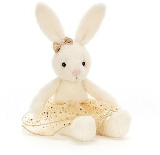 Jellycat Glistening Bella Bunny Small Plush