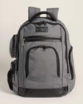 Original Penguin Fletcher Grey Backpack