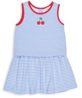 Florence Eiseman Toddler's & Little Girl's Cherry Striped Dress