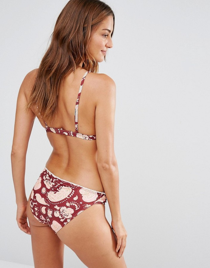All About Eve Gypsy Hipster Bikini Bottom