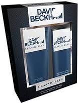 Beckham Classic Blue Body Spray and Shower Gel by