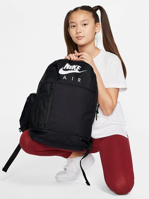 Nike Air Kids Backpack with FREEPencil Case - Black/White