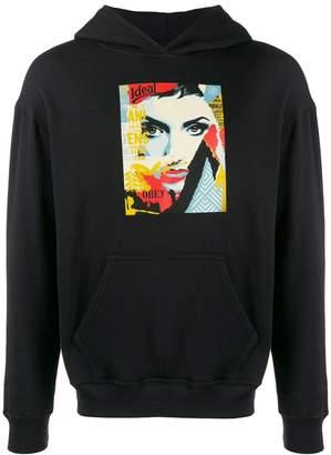 Obey ideal power hoodie