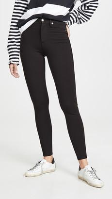Good American Good Waist Ponte Legging Jeans