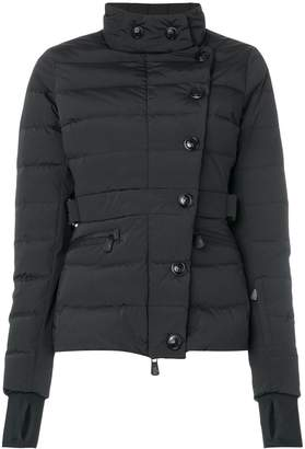 Moncler buttoned padded jacket