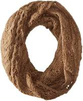 D&Y Women's Cable Knit Single Loop