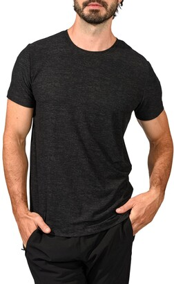 90 Degree By Reflex Crew Neck Short Sleeve T-Shirt
