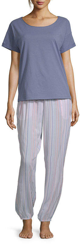 eef3aa370 Striped Pajama Short Set - ShopStyle