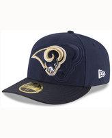 New Era Los Angeles Rams Sideline Low Profile 59FIFTY Cap