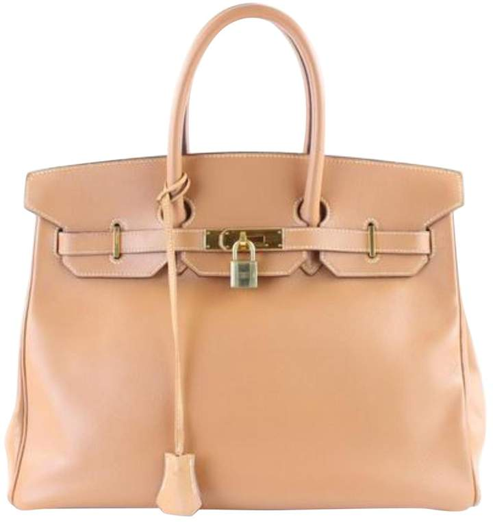 Hermes Leather satchel