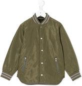 Stella McCartney bomber jacket - kids - Cotton/Polyester - 6 yrs