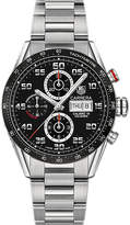 Tag Heuer Cv2a1rba0799 Carrera Stainless Steel Watch