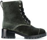 3.1 Phillip Lim Hayett zipper boots
