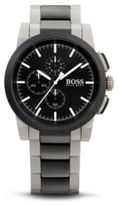 Hugo Boss 1512958 Chronograph Stainless Steel Bracelet Strap Neo Dial Watch One Size Assorted-Pre-Pack