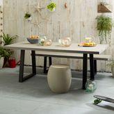 west elm Slab Dining Table