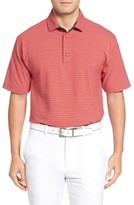 Bobby Jones Men's Liquid Cotton Fine Stripe Polo