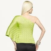 Ralph Lauren Black Label One-Shoulder Pullover