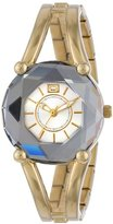 Ecko Unlimited Rhino by Women's E8M099MV Ladies Night Wall To Wall Crystal Bracelet Watch